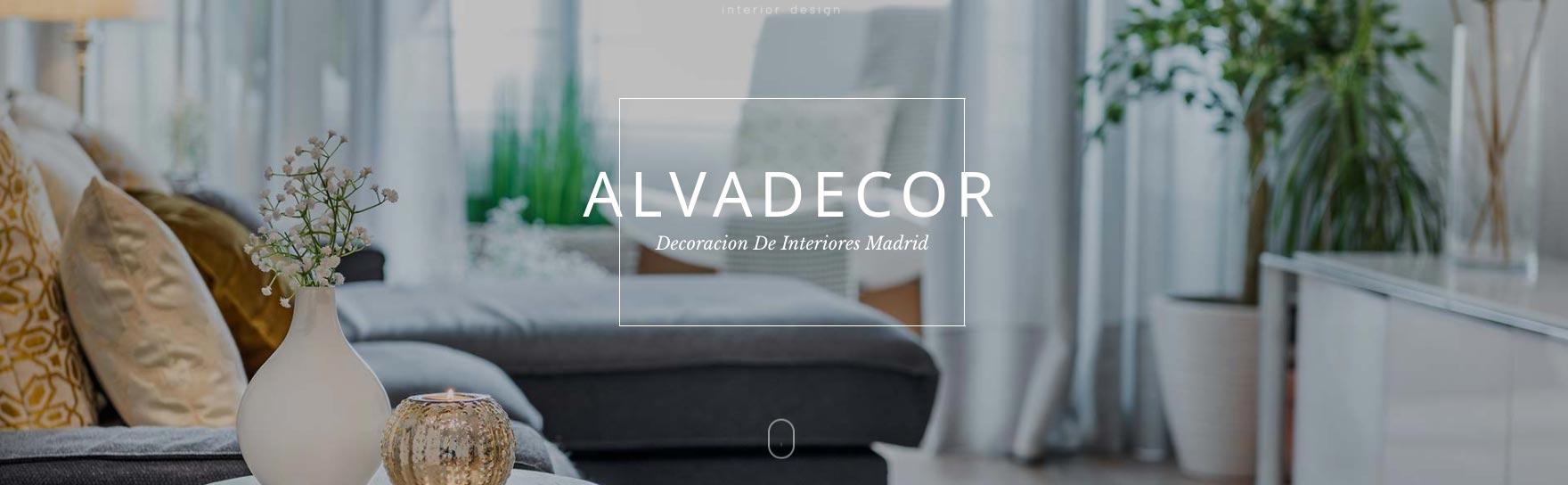 Nueva Web Alvadecor