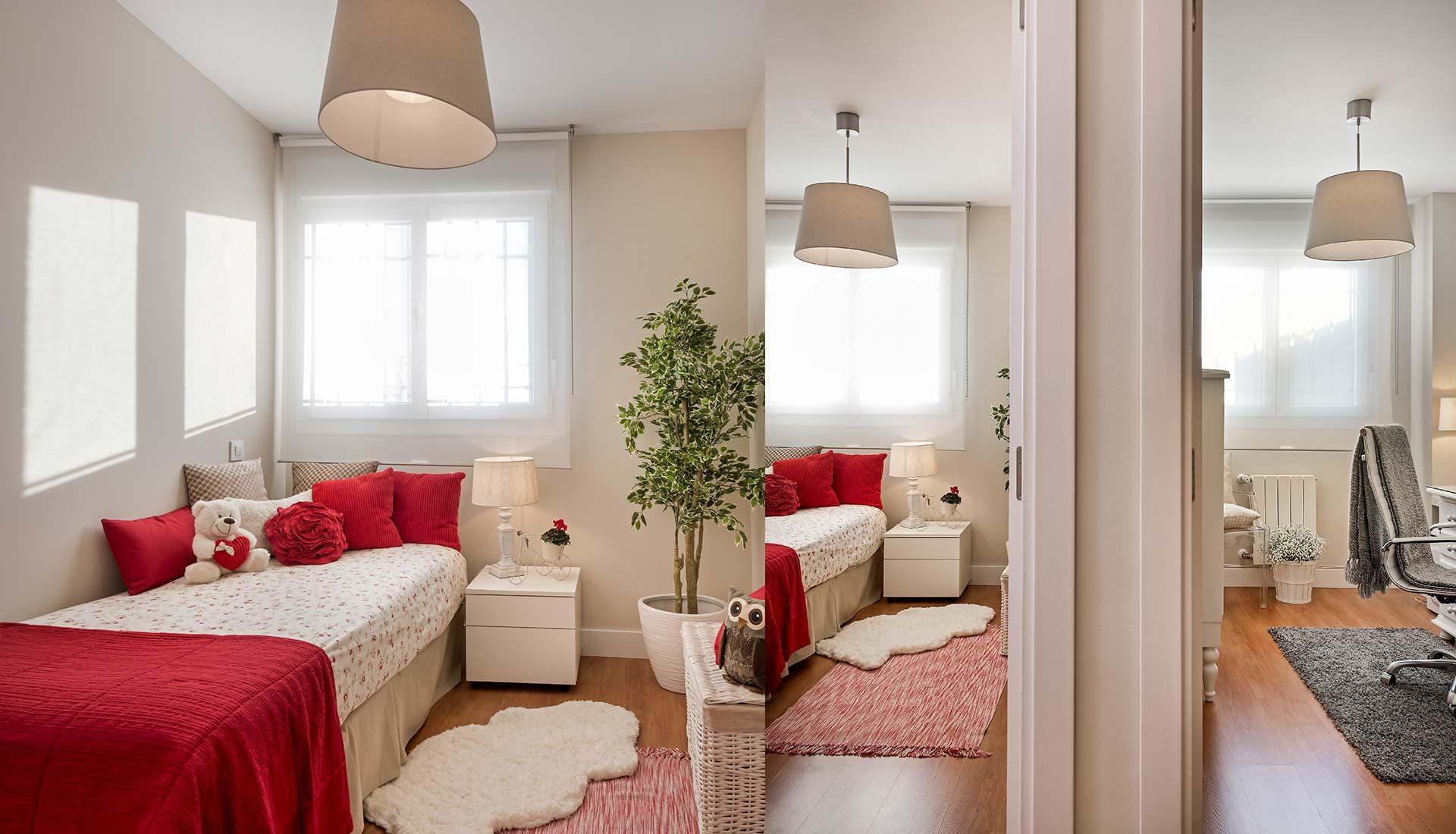 decoracion de interiores entradas dormitorios