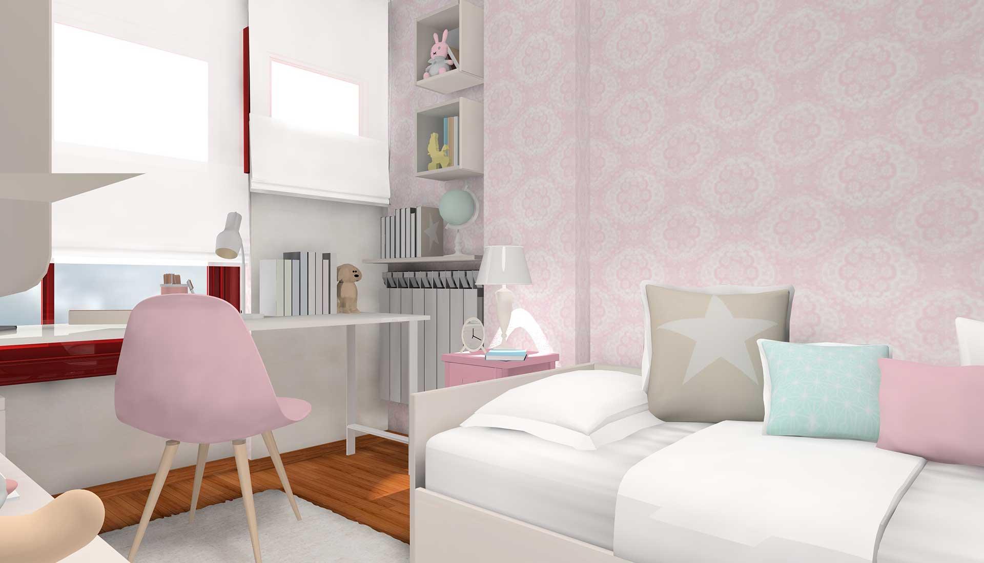 decoracion de interiores la moraleja dormitorio juvenil