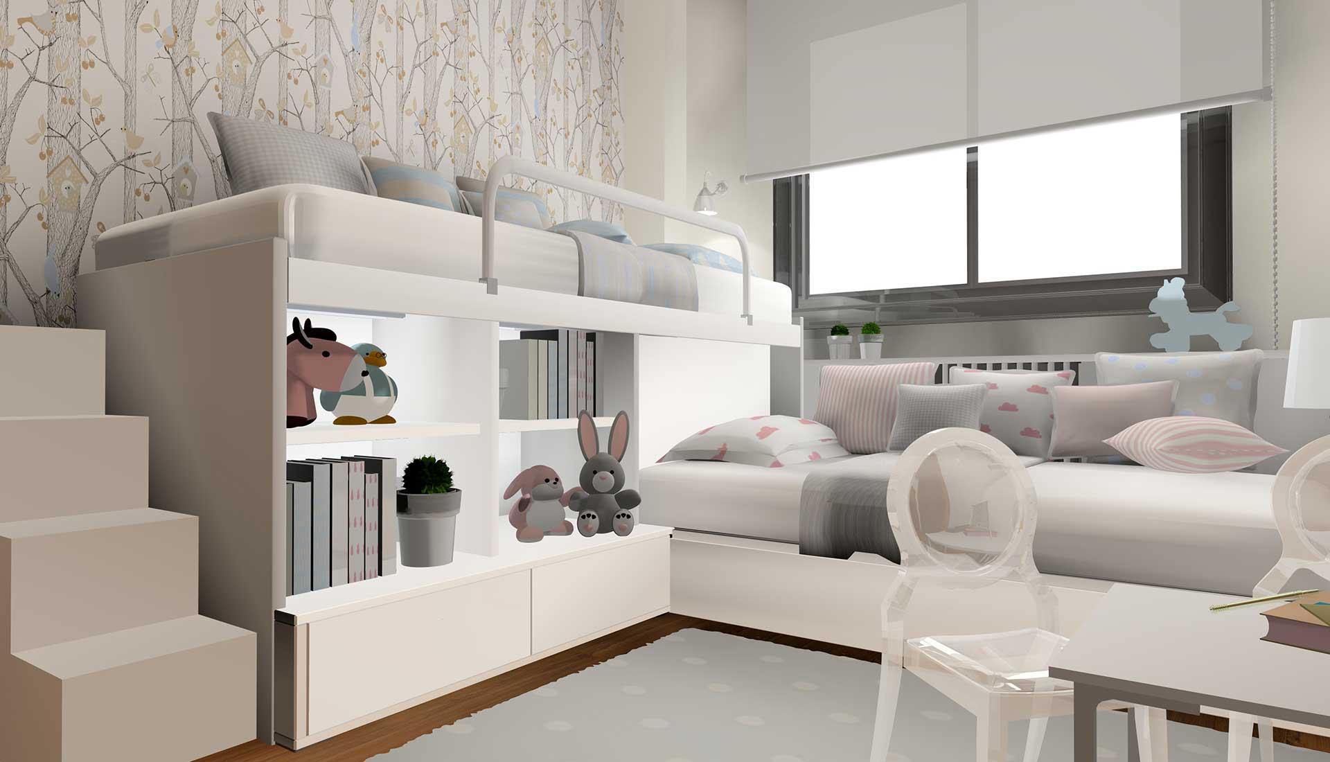 decoracion de interiores multimueble