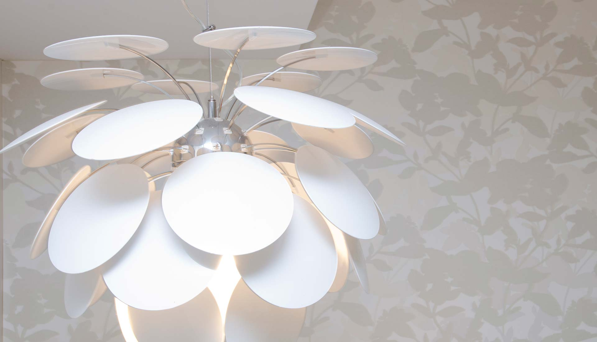 decoracion de interiores lampara colgante