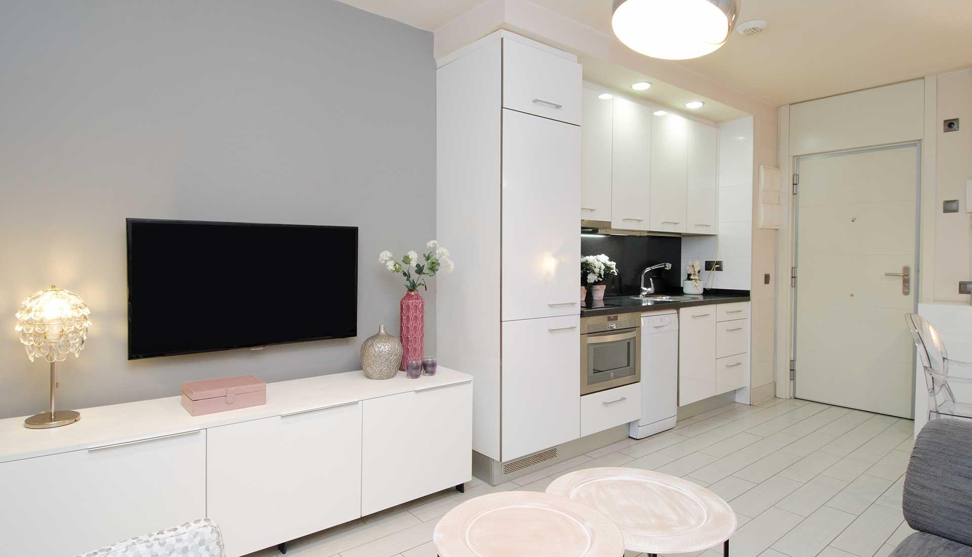 Decoracion de Interiores loft-brunete-cocina