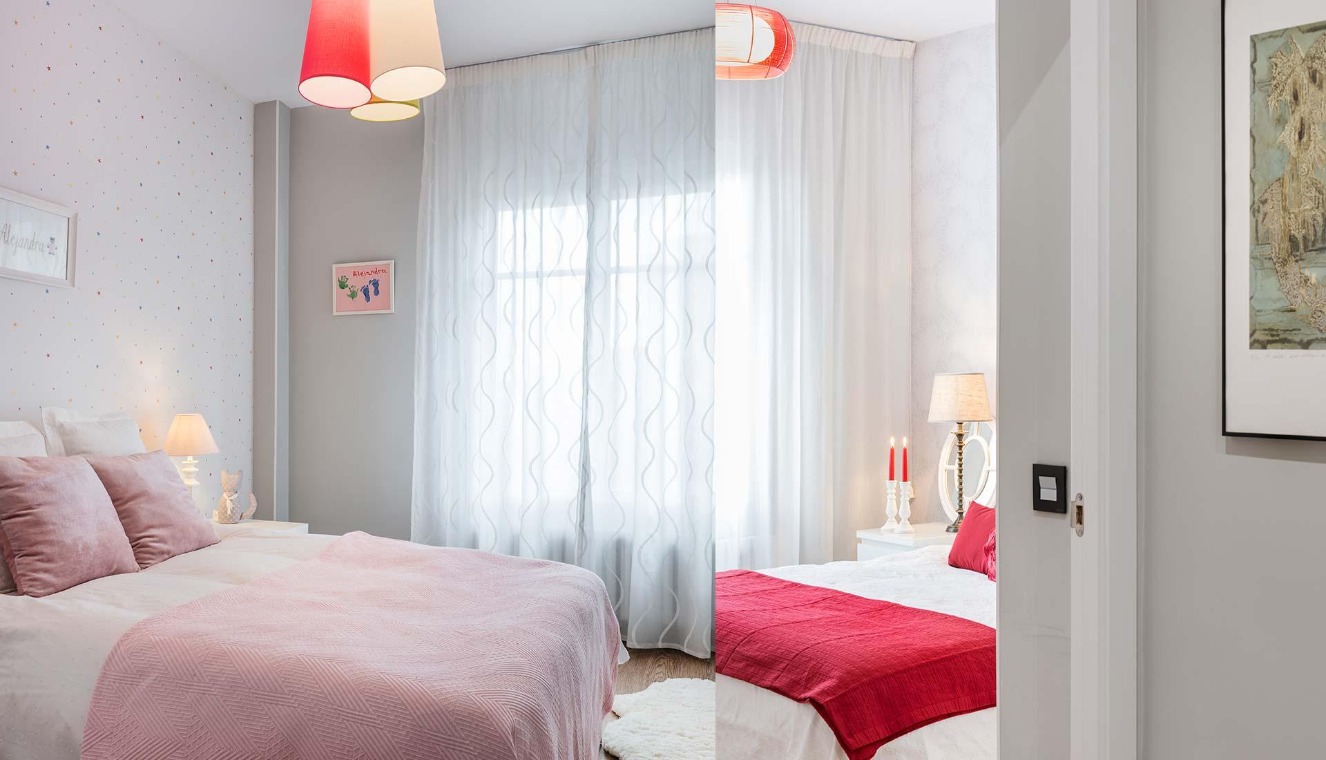 decoracion interiores dormitorio