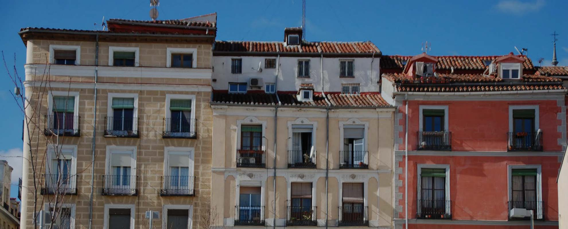 Antes y después: Apartamento Barrio de La Latina